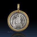Медаль Ктулху DOOCH